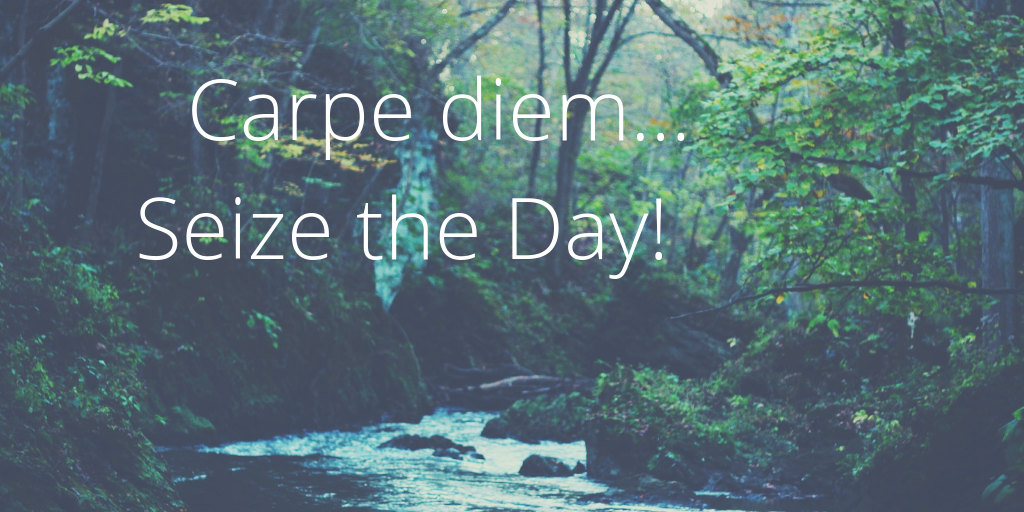 Inspiration Station: Seize the Day